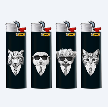 BIC MAXI SÉRIE COOL ANIMALS